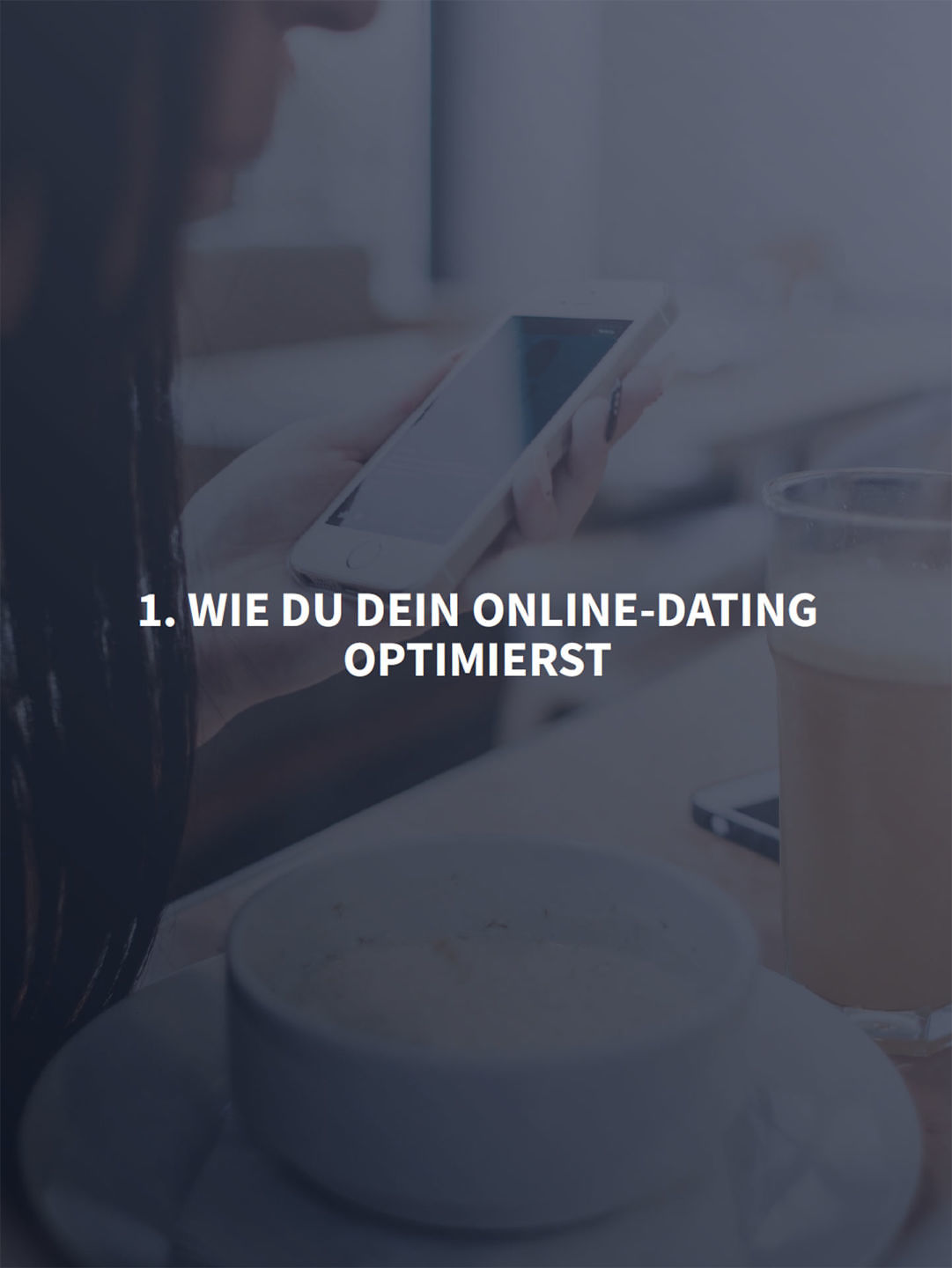 Quirky online dating profil